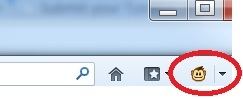 The new icon on your menu bar